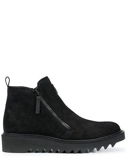 GIUSEPPE ZANOTTI DESIGN Ankle High Top Boots