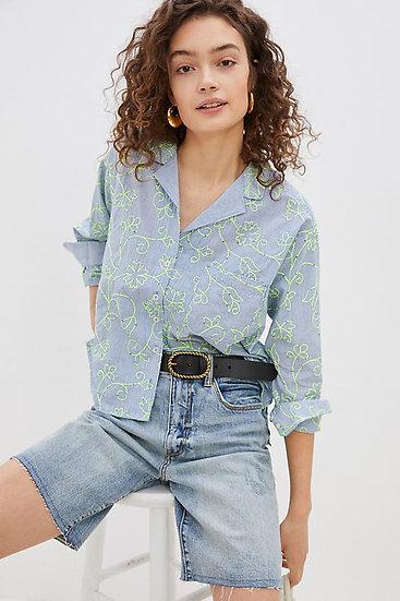 ANTHROPOLOGIE FR Button Down Shirt