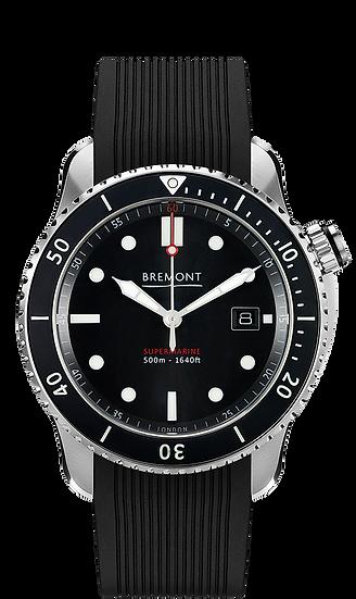 BREMONT Supermarine S500 Black Luxury Men Watch