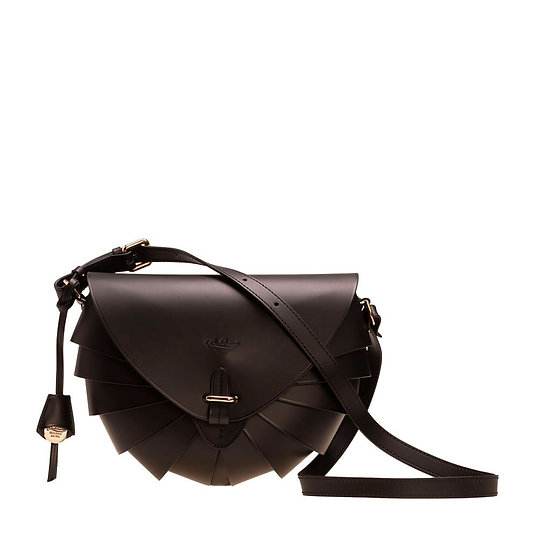Boldrini Selleria Leather Crossbody Bag