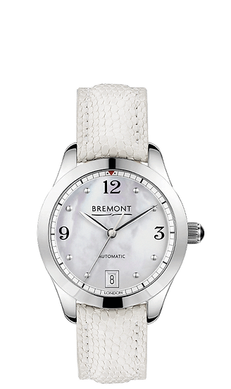 BREMONT SOLO 34 AJ Mother of Pearls Ladies Watch