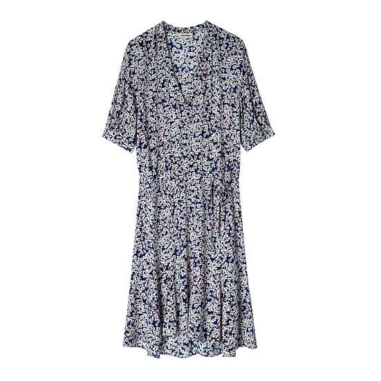 ZADIG & VOLTAIRE Print Dress