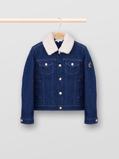 CHLOÉ  Girls' Denim jacket