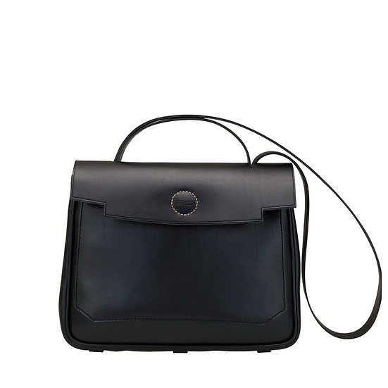 IREVEDI Leather Crossbody Bag