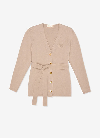 BALLY UK Belted Cardigan