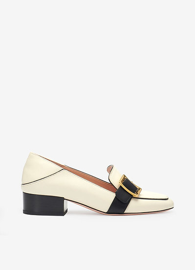 BALLY Janelle Leather Pumps