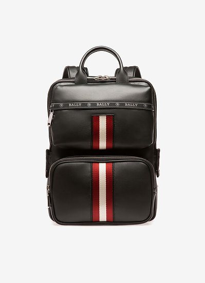 BALLY Halan Leather Backpack