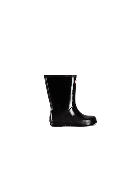 HUNTER UK Original Kids First Classic Gloss Wellington Boots