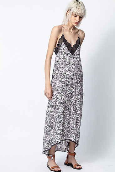 ZADIG & VOLTAIRE Risty Print Dress