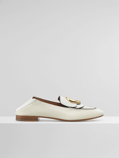 CHLOÉ Women Chloé Loafer Natural White