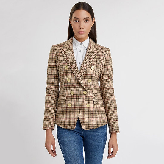 HOLLAND COOPER Tweed Blazer