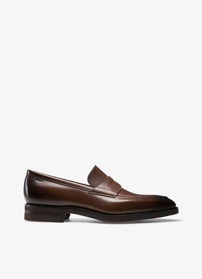 BALLY UK Webb Brown Loafers