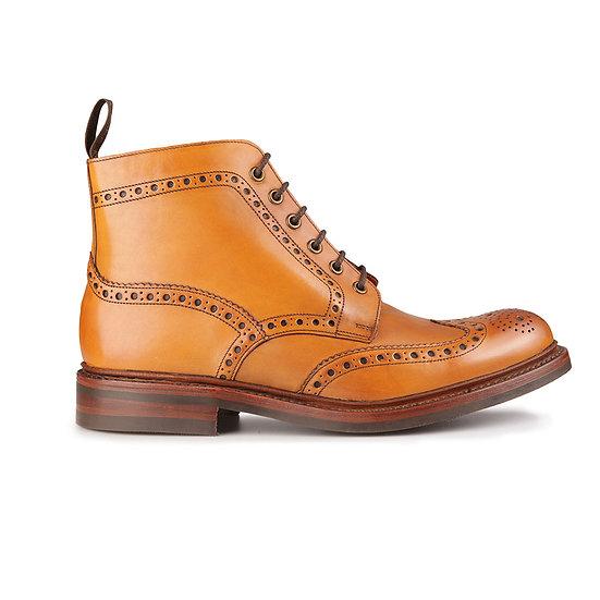 LOAKE Men Brogue Boots