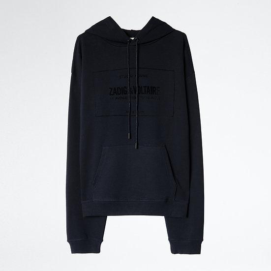 ZADIG + VOLTAIRE Storm Blason Sweatshirt