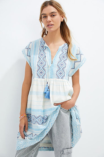 ANTHROPOLOGIE FR Tunic Dress