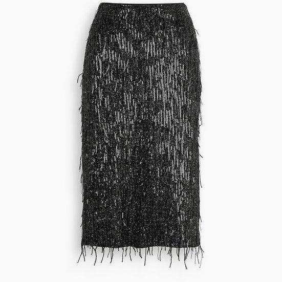 SAMSOE SAMSOE Black Alpina Skirt