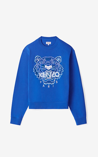 KENZO Men Blue Sweater