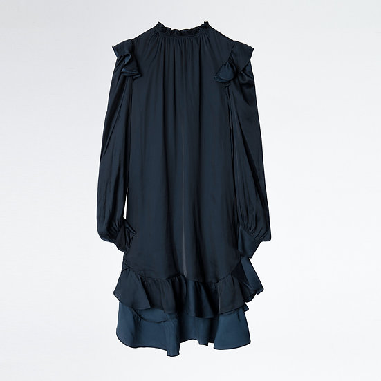 ZADIG & VOLTAIRE Satin Dress
