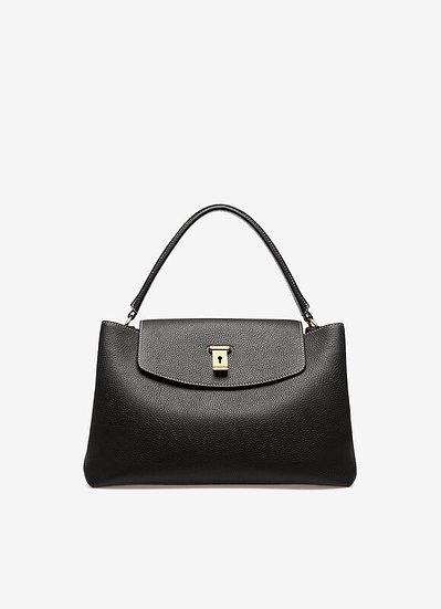 BALLY Layka Leather Shoulder Bag