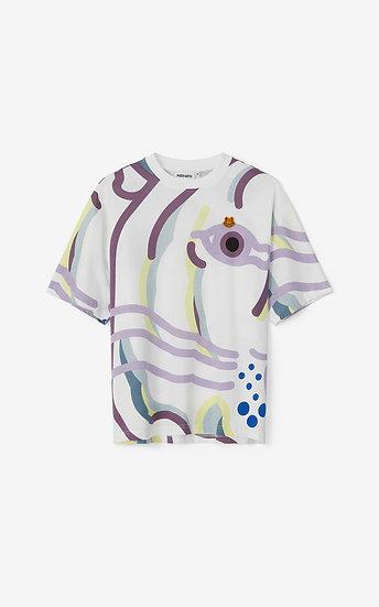 KENZO K- Tiger Oversized T-shirt