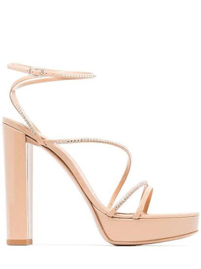 GIANVITO ROSSI Seline Platform Sandals