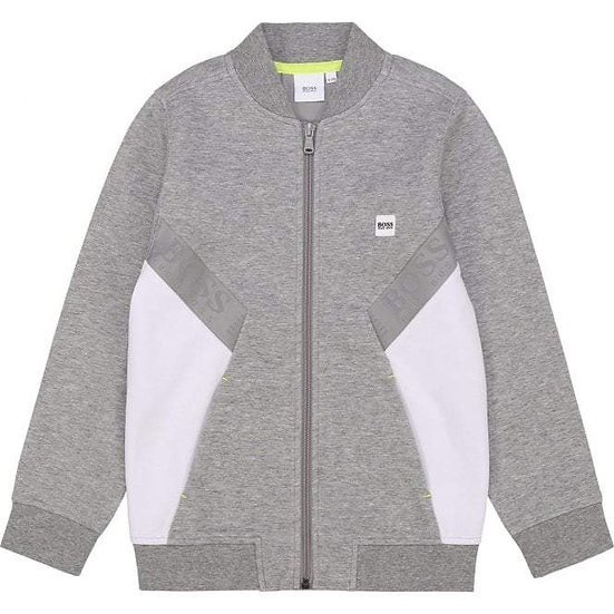 BOSS Zip Sweater