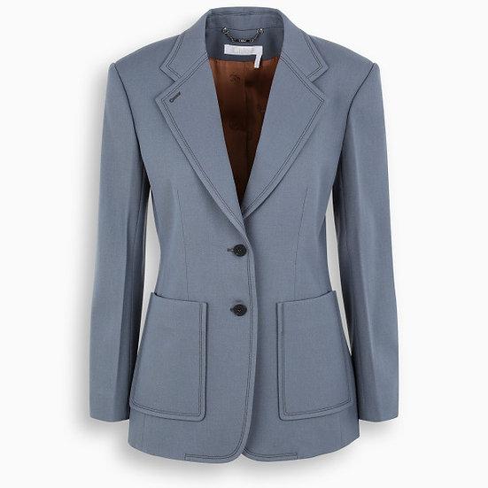 CHLOE Blue Blazer