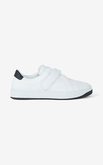 KENZO Leather Sneakers