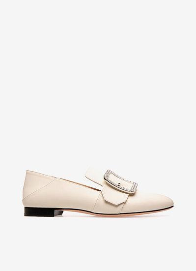BALLY UK Janelle Flat Shoes