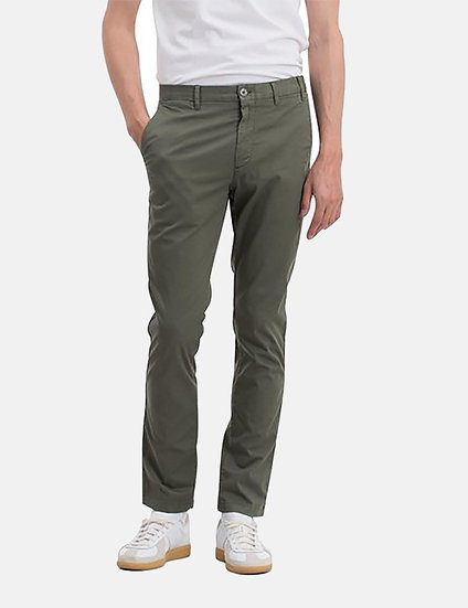 Norse Projects Men Green Chino