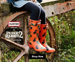 HUNTER Original Boots for Children