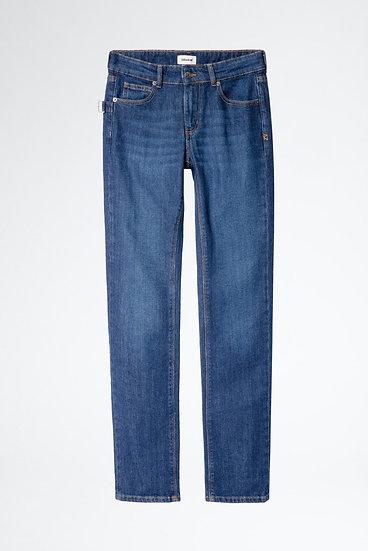 ZADIG & VOLTAIRE Women Denim Trousers