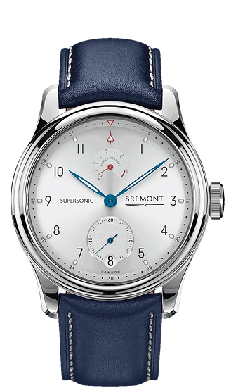 BREMONT Supersonic Stainless Steel Limited Edition Men Watch
