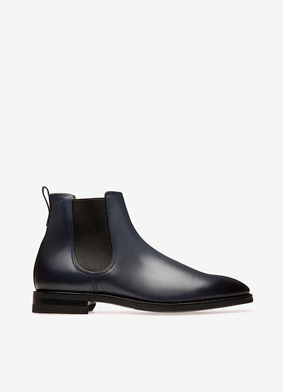 BALLY Scavone Leather Boots
