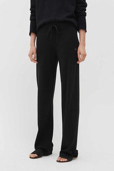 CHINTI & PARKER Cashmere Wide Leg Lounge Pants