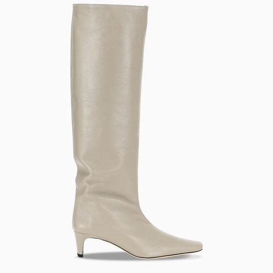 STAUD Grey Wally Boots