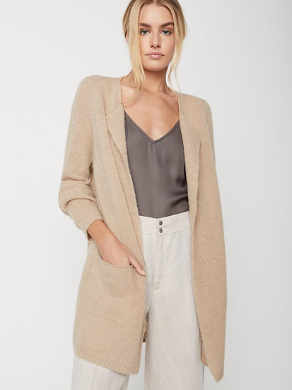 BROCHU WALKER The Origin Fine Cardigan
