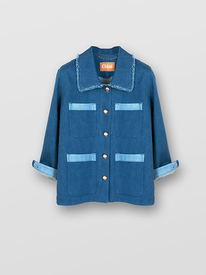 CHLOE Women Denim Jacket