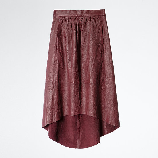 ZADIG & VOLTAIRE Leather Skirt