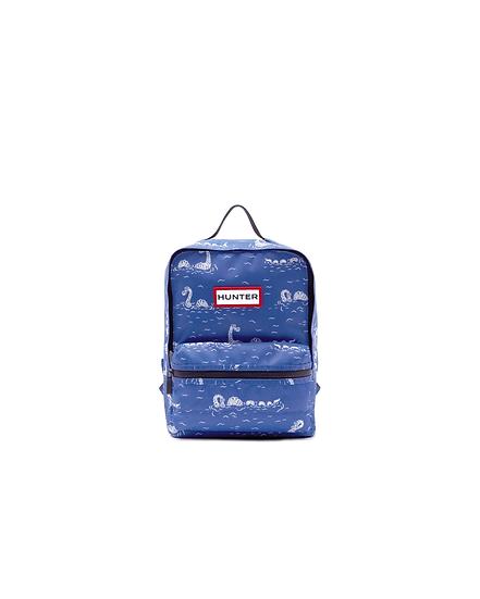 HUNTER EU Children Waterproof Blue Backpack