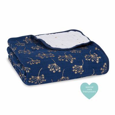 Aden + Anais Cotton Bbay Blanket