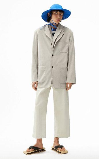 KENZO Oversized Wool Jacket