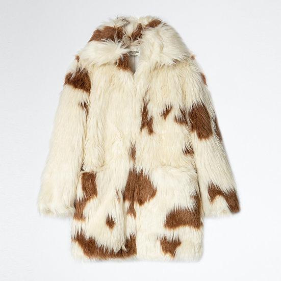 ZADIG & VOLTAIRE Faux Fur Coats