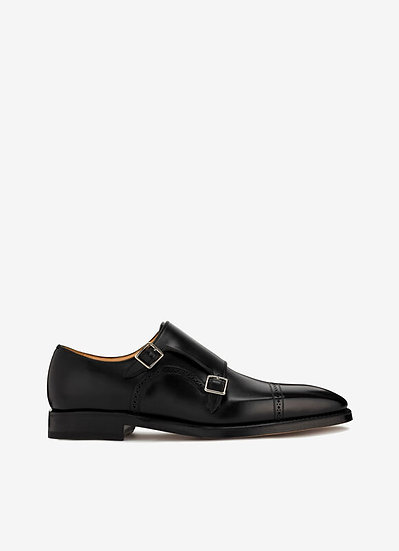 BALLY UK Scardino Men Smart Leather Shoes