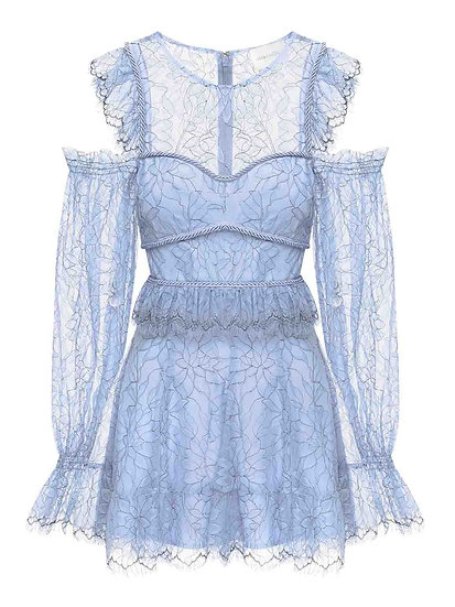 ALICE McCALL I Found You Mini Dress