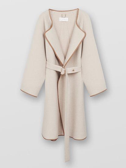 CHLOE Cashmere Wrap Coat