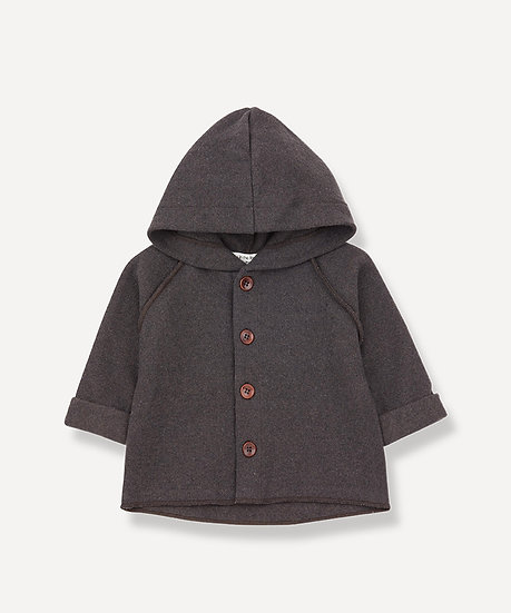 At LIBERTY 1+IN The Family Baby Hooded Jacket