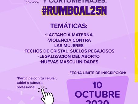 BASES CONCURSO #RumboAl25N