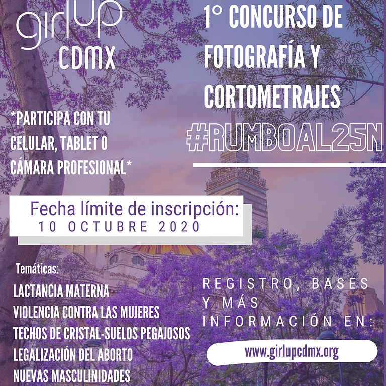 Concurso #RumboAl25N