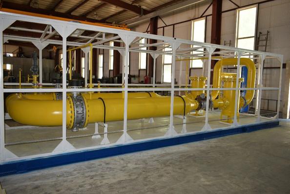 Газорегуляторное оборудование